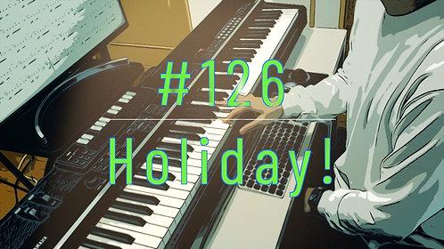 M126_Holiday!