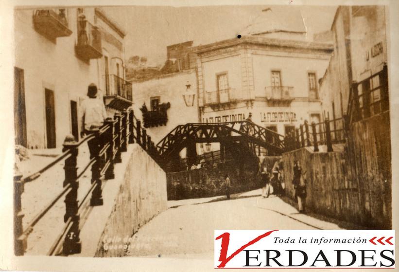 Calle del Puertecito