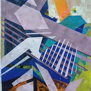 #acrylicpainting #paper #finnishart #fin