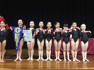 Competition Results 2017