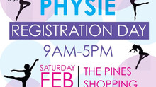 Get Excited, Physie Season 2018 is Nearly Here!