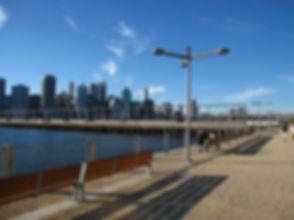 Brooklyn bridge Park benches in sun.jpg