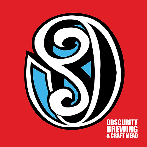 """Obscurity """"O"""" Logo T-Shirt"""