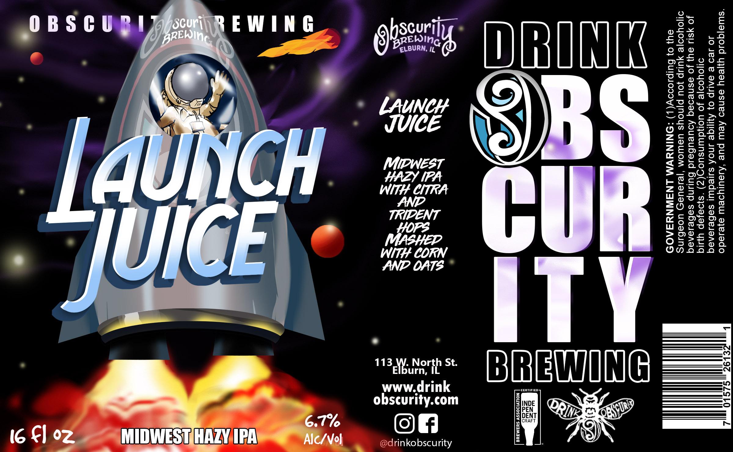 Launch Juice