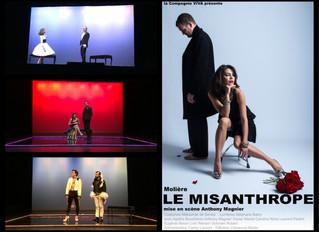 Le Misanthrope : en direct de Fougères, la résidence continue en images !