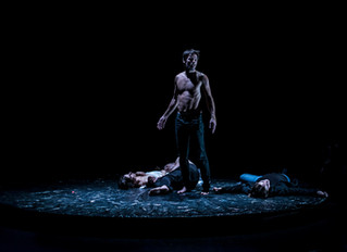 Othello le 22 décembre à Arnage (72)
