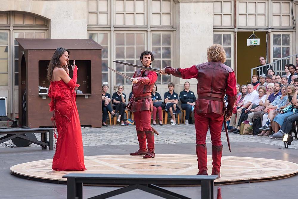Mois Molière - Grandes écuries de Versailles - Macbeth