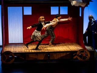 Le succès des spectacles d'Anthony Magnier, de Thomas Le Douarec et Cedric Chapuis en Avignon!