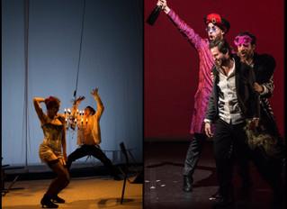 Un Fil à La Patte à Saumur (49) et Roméo et Juliette à Saint Dizier (52) cette semaine  !
