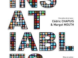 La Compagnie Scènes Plurielles avec Cédric Chapuis au Festival d'Avignon du 7 au 31 Juillet!
