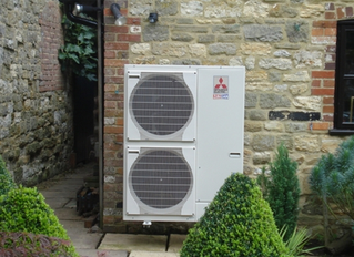 What is an Air Source Heat Pump (ASHP)?