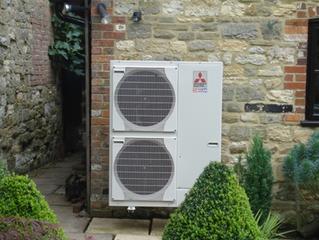 What is an Air Source Heat Pump (ASHP)?