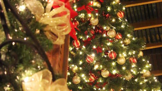 Christmas in the Mezzanine