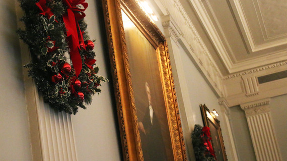 Wreathes and History