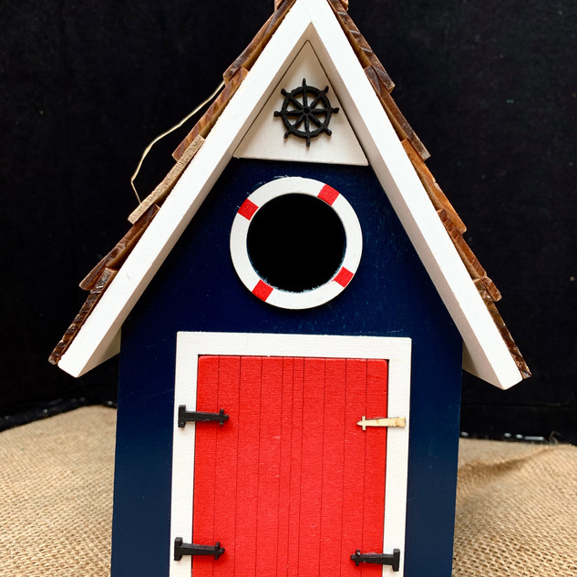 Beachside Birdhouse