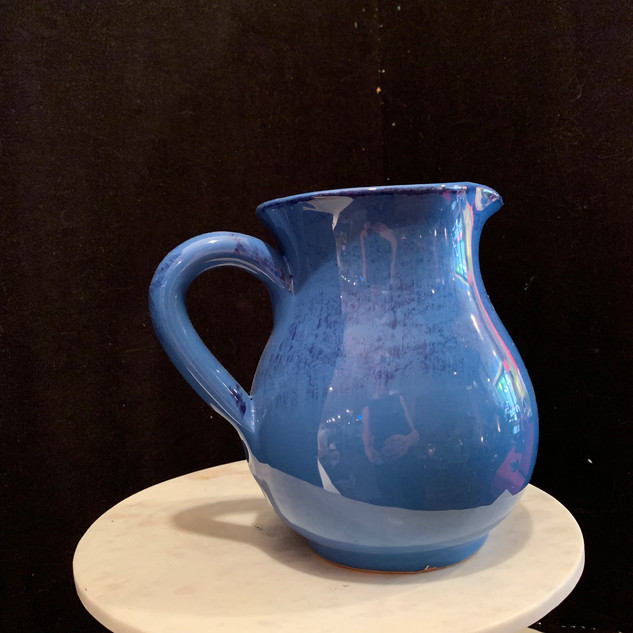 Italian Ceramic Water Jug