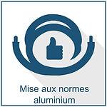 Aluminium - Électricien