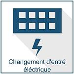 Entré électrique - Électricien
