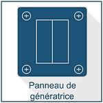 Panneau de génératrice - Électricien
