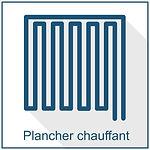 Plancher chauffant - Électricien