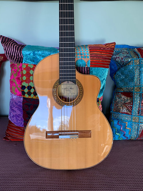 Francisco Bros B15c Classical Guitar (As New) - SOLD
