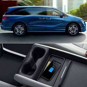 ACURA IPHONE WIRELESS CHARGING CASE