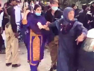 We condemn the arrest of female students and the use of brutal force against them. BNM