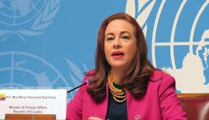 President of UN General Assembly must visit Balochistan. BNM
