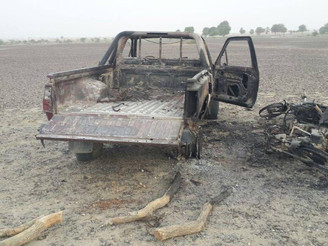 Baloch population on CPEC route facing military raids, aerial bombing. BNM