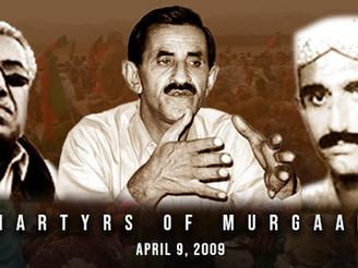 مرگاپ واقعہ بلوچستان کی تاریخ میں جلیانوالہ والا باغ کا درجہ رکھتا ہے۔ بی این ایم آن لائن پروگرام سے
