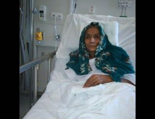 We pay rich tributes to mother of Dr Allah Nizar. Khalil Baloch