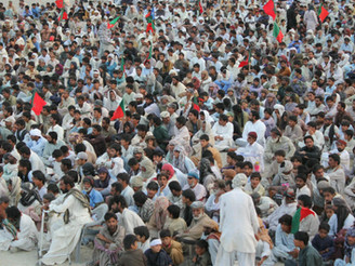 Baloch people will never accept the Pakistani occupation. BNM