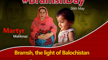 Bramsh Day: The May 26 tragedy had a profound effect on Baloch politics, society,political relations