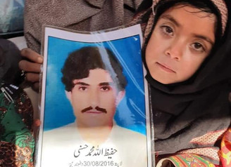 Despite Pakistan army's confession of kidnapping of Hafizullah Mohammad Hassani, the Pakistani a