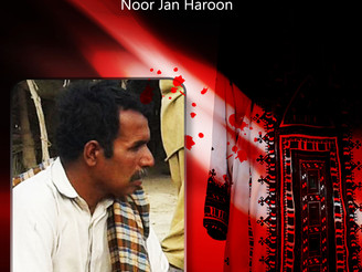 Noor Jan sacrificed his life to avoid the humiliation of offering his daughter to the occupying army