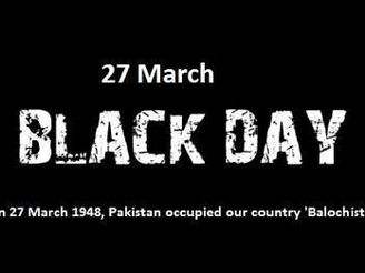 BNM observes 27th March as a Black Day