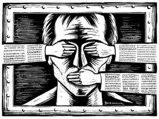 Media is propagating state sponsored narratives. BNM