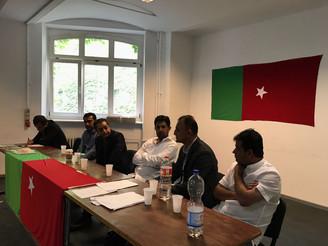 BNM diaspora leaders meet in Germany