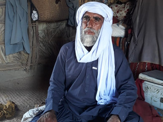 The young grandchildren of previously disappeared elder Mir Daray Khan went missing by Pakistan army
