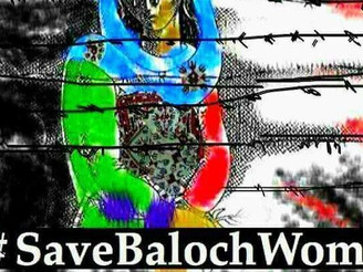 Pakistan army abducts tortures Baloch women as a policy of collective punishment. Dr Murad