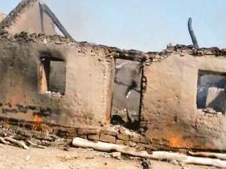 نومبر : 119فوجی آپریشنز میں384 لاپتہ ،110 شہادتیں،68 گھر جلائے گئے سینکڑوں مال مویشی چرائے گئے۔ بی ا