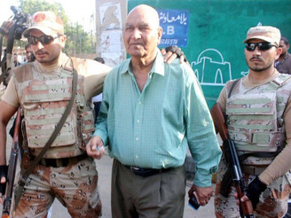 We pay rich tributes to Hasan Zafar Arif and condemn his murder by Pakistan. BNM