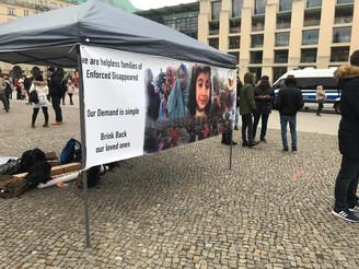 Germany: Two days awareness campaign by BNM in Berlin