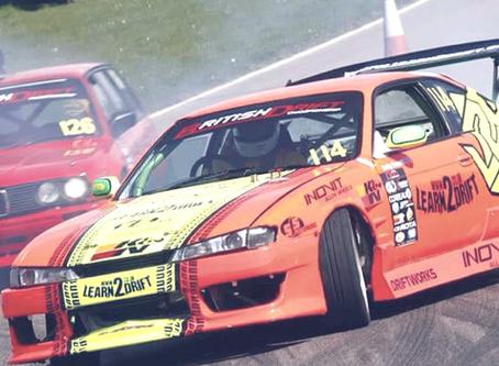 INOVIT sponsors the UK's L2D drift team