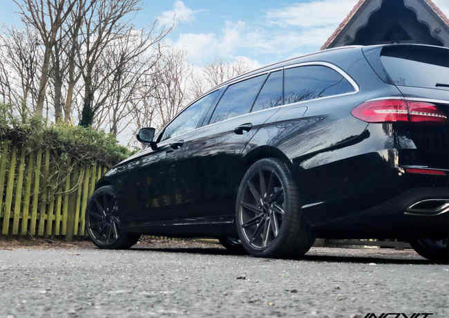 Mercedes E-Class Wagon
