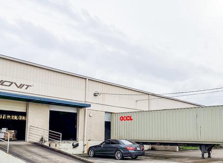 New INOVIT Warehouse Opens in Houston, Texas