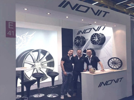 INOVIT Exhibits at the Autopromotec, Bologna