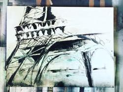 Poetic Structure- Eiffel Tour