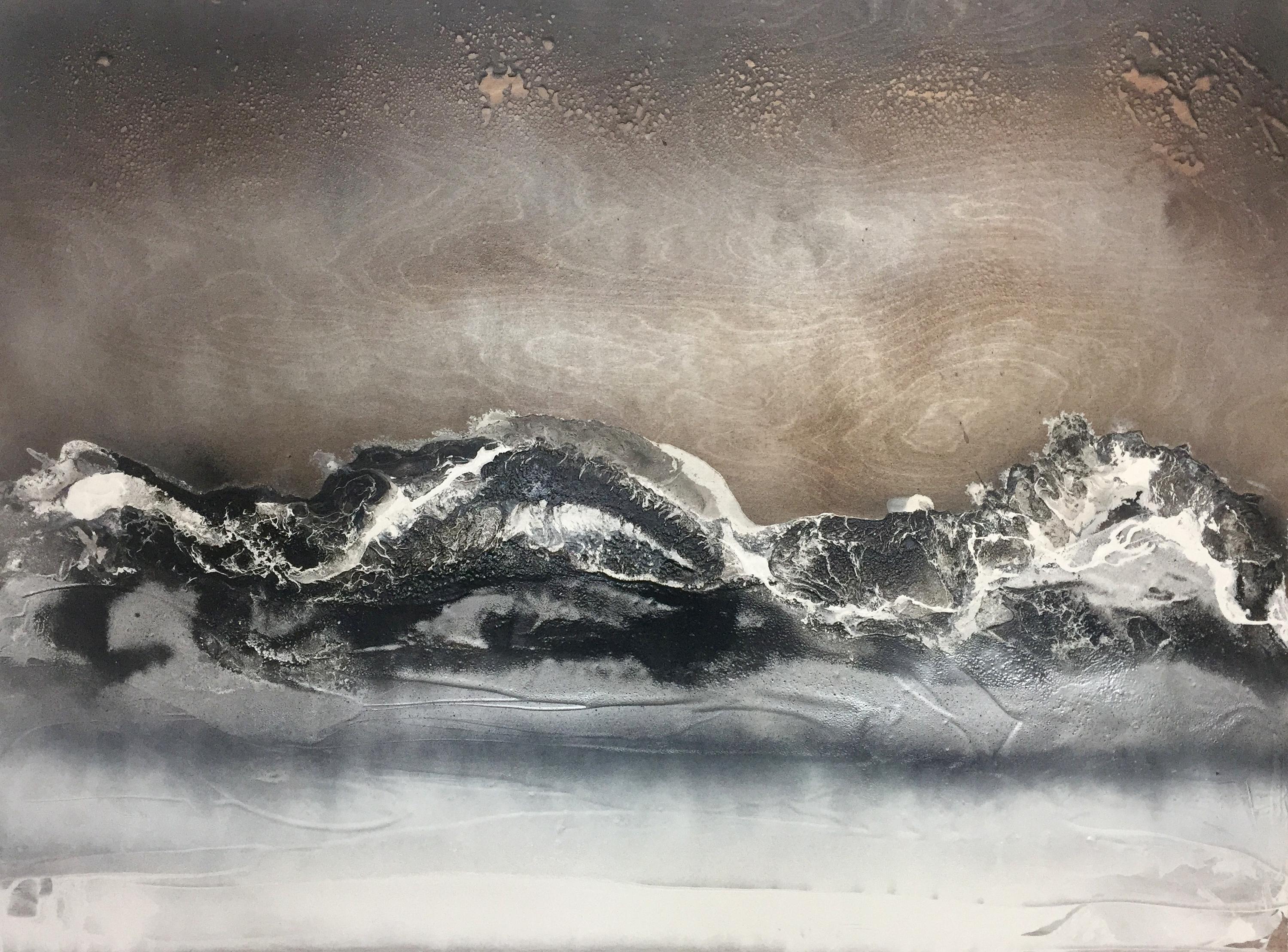 Unpredictable waves #2