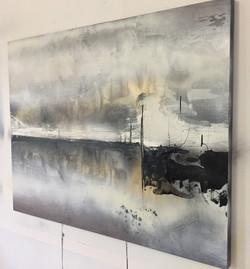 Foggy Horizon (side view)